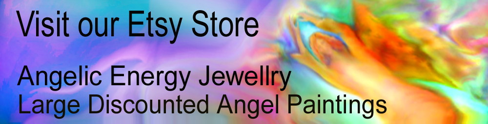 Etsy Amazing Angel Art store