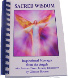 Sacred Wisdom Angelic Guidance Book