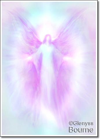 Archangel Radziel painting