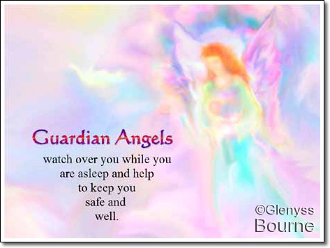 """Angel of  Unconditional Love and Protection """"Elandra"""" painting"""