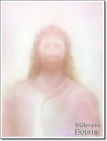 Yeshua (Jesus) painting