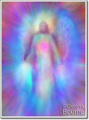 """Jesus Loves You"" - Healing painting"