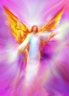 Archangel paintings gallery